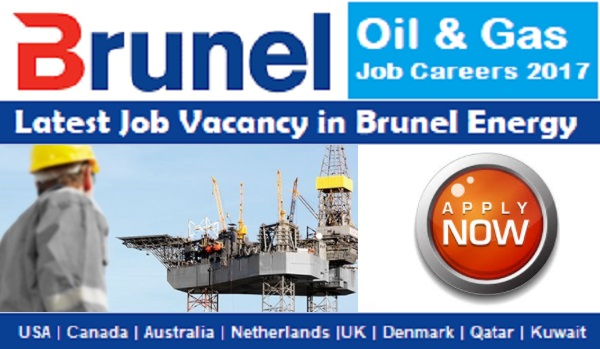 Latest Oil and Gas Job Careers in Brunel Energy | Jobs in Australia