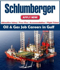 Schlumberger Job Career Offer in Various Country | Hiring in
