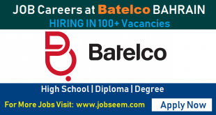 Batelco Job Careers in Bahrain Latest Job Vacancy Openings 2018