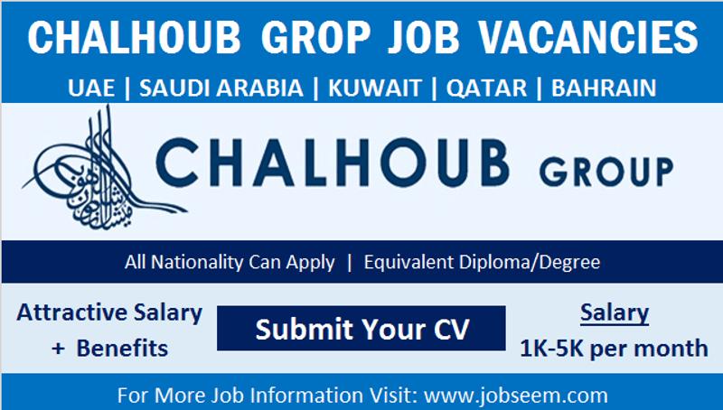 Chalhoub Group Careers