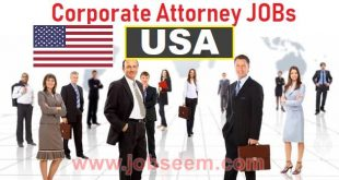 Corporate Attorney Jobs in USA