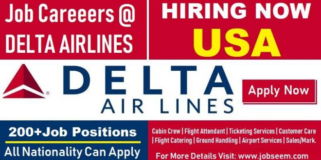 delta airlines jobs