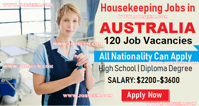 domestic house cleaning and housekeeping jobs in australia 2018 job careers