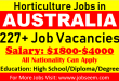 Emerald Horticulture Pieceworker Wanted Jobs in Australia 2018 Apply Now
