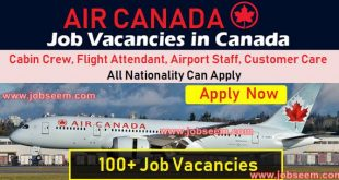 air canada flight attendant salary Archives - Job Careers