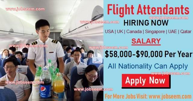Flight Attendant Jobs Hiring What Is Flight Attendant