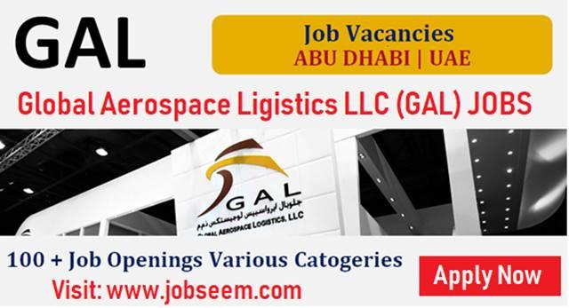 Global Aerospace Logistics Careers Vacancy UAE | LLC (GAL