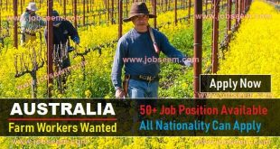 Harvest Crop Worker Wanted in AUSTRALIA Apply Now - Copy