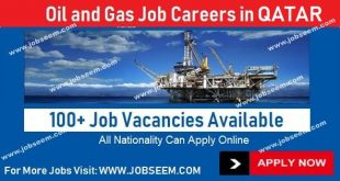 Oil and Gas Job Vacancy Recruitment in Qatar