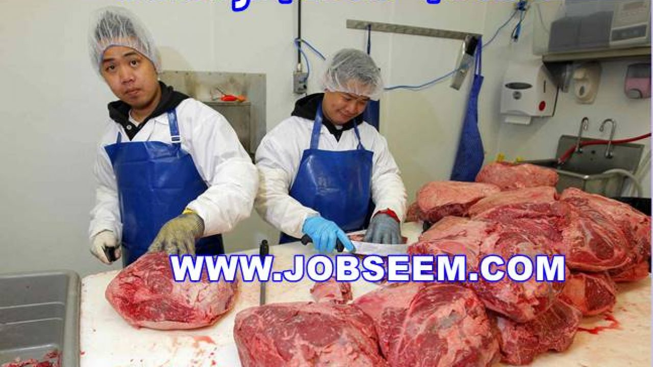 Meat Cutter Jobs in Canada for Foreigners | 100+ Butcher Job