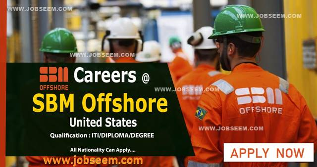SBM Offshore Careers | Multiple Staff Requirement in