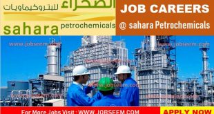 Sahara Petrochemicals Company Careers Saudi Arabia Staff Recruitment