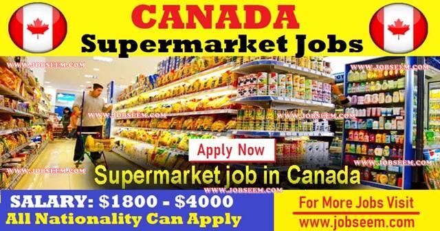 Walmart Supermarket Job Careers In Canada 2018 Job Careers