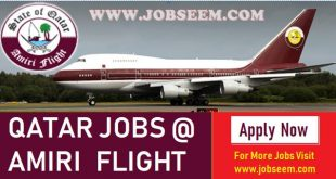 Amiri Flight Careers QATAR Direct Staff Recruitment 2018