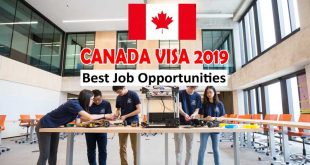 Best Jobs in Canada 2019 for Foreigners Canada Express Entry 2020
