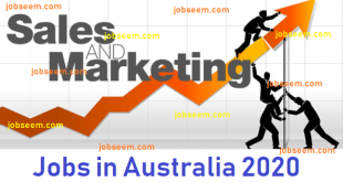 Sales and Marketing Jobs in Australia for Foreigners 2020