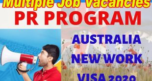 Multiple Vacancies Jobs in Australia for Foreigners 2020 VISA Sponsorship Program