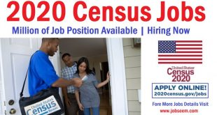 US Census Jobs 2020 How to Apply for Census Bureau Job Recruitment 2020