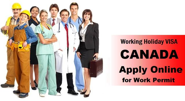 How to apply for working holiday visa in canada and work permit