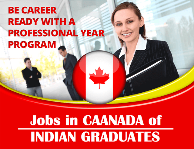 Jobs in Canada for Indian Graduates
