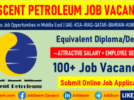 Crescent Petroleum Jobs Openings 2020 Oil and Gas Energy Career Vacancies and Staff Recruitment