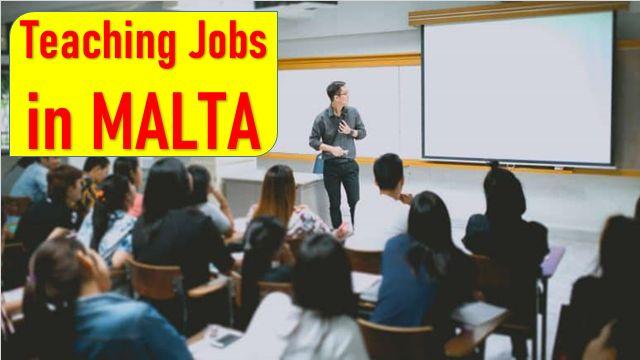 Teaching English Jobs in Malta