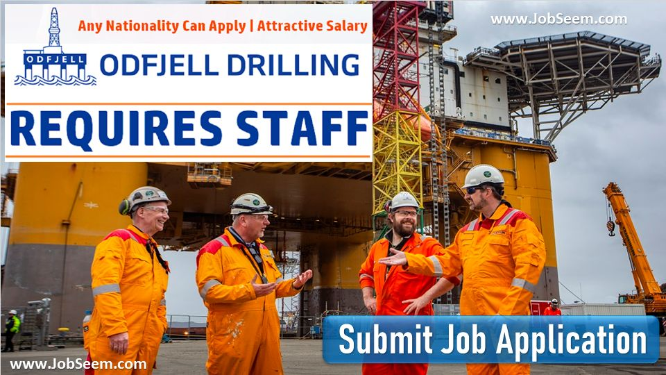 Odfjell Drilling Jobs Opening and Staff Recruitment Latest worldwide job vacancies in Oil and Gas industry