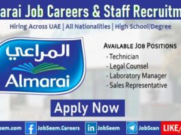 Almarai Careers Food Company Job Openings in Dubai UAE and Saudi Arabia