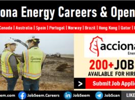 Acciona Energy Careers Vacancies and Staff Recruitment Worldwide Job Openings